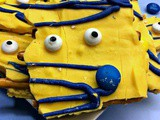 Quick & Easy Minions Recipe | Minions Pretzel Bark