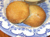 Almond & Elderflower Cookies : heavenly little biscuits