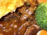 British Pie Week : Steak & Kidney Pie