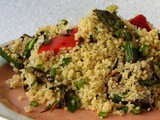 Charred Vegetable Couscous