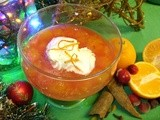 Chilled Spiced Satsuma & Cranberry Soup for the New Covent Garden Soup Company
