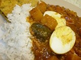 Egg & Vegetable Curry
