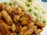 Honey Sauced Chicken - simply scrummy