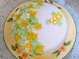 Really Lemony Lemon Sponge Birthday Cake
