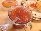 Rhubarb & Ginger Jam - well it was about time