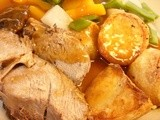 Slow cooker braised British Rose Veal - such a treat