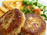 Smoked Haddock Fishcakes (by Captain Pointybeard)
