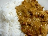 Turkey Curry - or  making use of leftovers