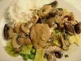 Velvety Marsala Chicken & Mushrooms