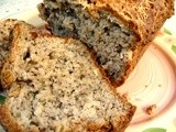 Walnut Cheese Loaf - a teabread with a difference