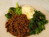 Weekday beef mince - tasty and versatile