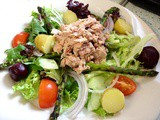 Winding the week up - from Tuna salad to Champ