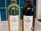 Wine testing and tasting : Gallo Family Vineyards' Summer Red