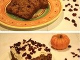 Thanksgiving Pumpkin Loaf Two Ways