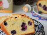 Blueberry Yoghurt Cake 蓝莓优格蛋糕
