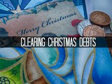 Finance Fridays – Clearing Christmas Debts