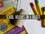 Finance Fridays – School holidays on a budget