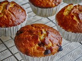 Jumbo Chocolate Orange Muffins