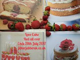 Love Cake July 2017 round up