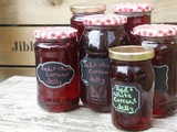 Redcurrant and Whitecurrant jelly