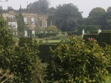 Renishaw Hall Gardens in September