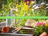Six Simple Steps for Getting Your Garden Summer Ready
