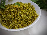 Curry leaves Rice ~ Karuveppilai Sadham