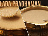 How to make perfect kerala pink palada payasam