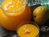 Mango frooti recipe | Mango summer drinks