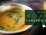 Milagu varutha puli | Pulivendha Saru | 10 minutes Simple and quick curry for rice
