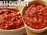 Mulaku chammanthi | red chilli chutney recipe
