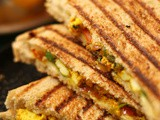Paneer sandwich recipe | How to make paneer sandwich