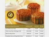 Mooncakes from Metta Cafe