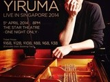 Thoughts about Yiruma Live In Singapore 2014