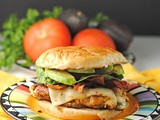 Cilantro Chicken blat's ~ March #SecretRecipeClub