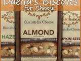 Daelia's Biscuits #Giveaway! ~ And Peach Curd-Swirled and Herbed Ricotta