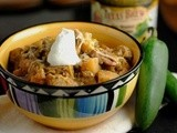 Giveaway Closed!*** Green Chili Pork Stew ~ a @TexasBrew Feature & #Giveaway
