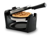 Giveaway Closed!*** Maple Belgian Waffles with Maple Whipped Cream ~ Plus a @WestBendKitchen Waffle Maker #Giveaway