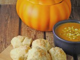 Goat Cheese Biscuits ~ October #SecretRecipeClub