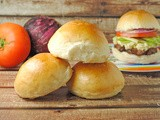 Homemade Hamburger Buns ~ Plus Food in Music
