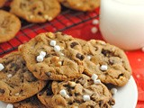 Hot Chocolate Cookies ~ #FBCookieSwap