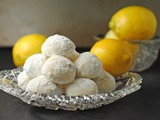 Lemon Sugar Cookies…Because Cookies Can Make a Difference