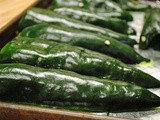 Stuffed Roasted Poblanos ~ a @TexasBrew Feature