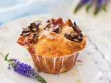 Bacon and mushrooms muffins