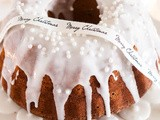 Christmas cakes, sparkly and festive! – Photochallenge and Monthly Mingle