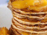 Pancakes – as it seems to be pancake day today