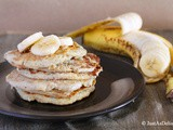 2-Ingredient Banana Pancake