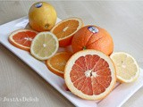 Asian Inspired Sunkist Citrus Recipes with Chef Danhi