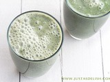 Banana Spirulina Smoothie