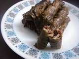 Dolma (Stuffed Grape Leaves)